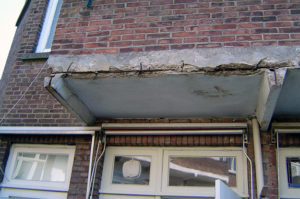 Betonreparatie en -conservering